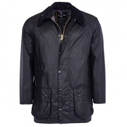 Veste de Chasse Beaufort black Barbour