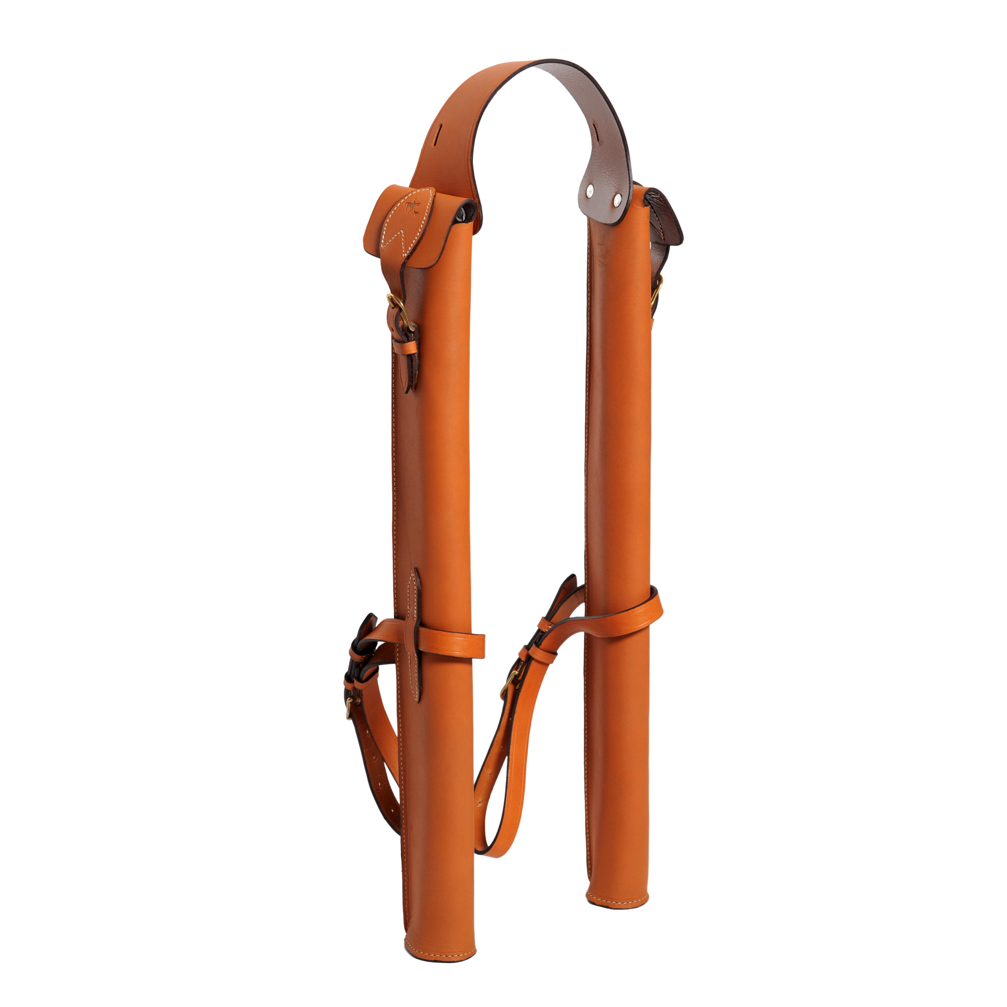Fontes sellier pour lance 2 tubes de 50 cm