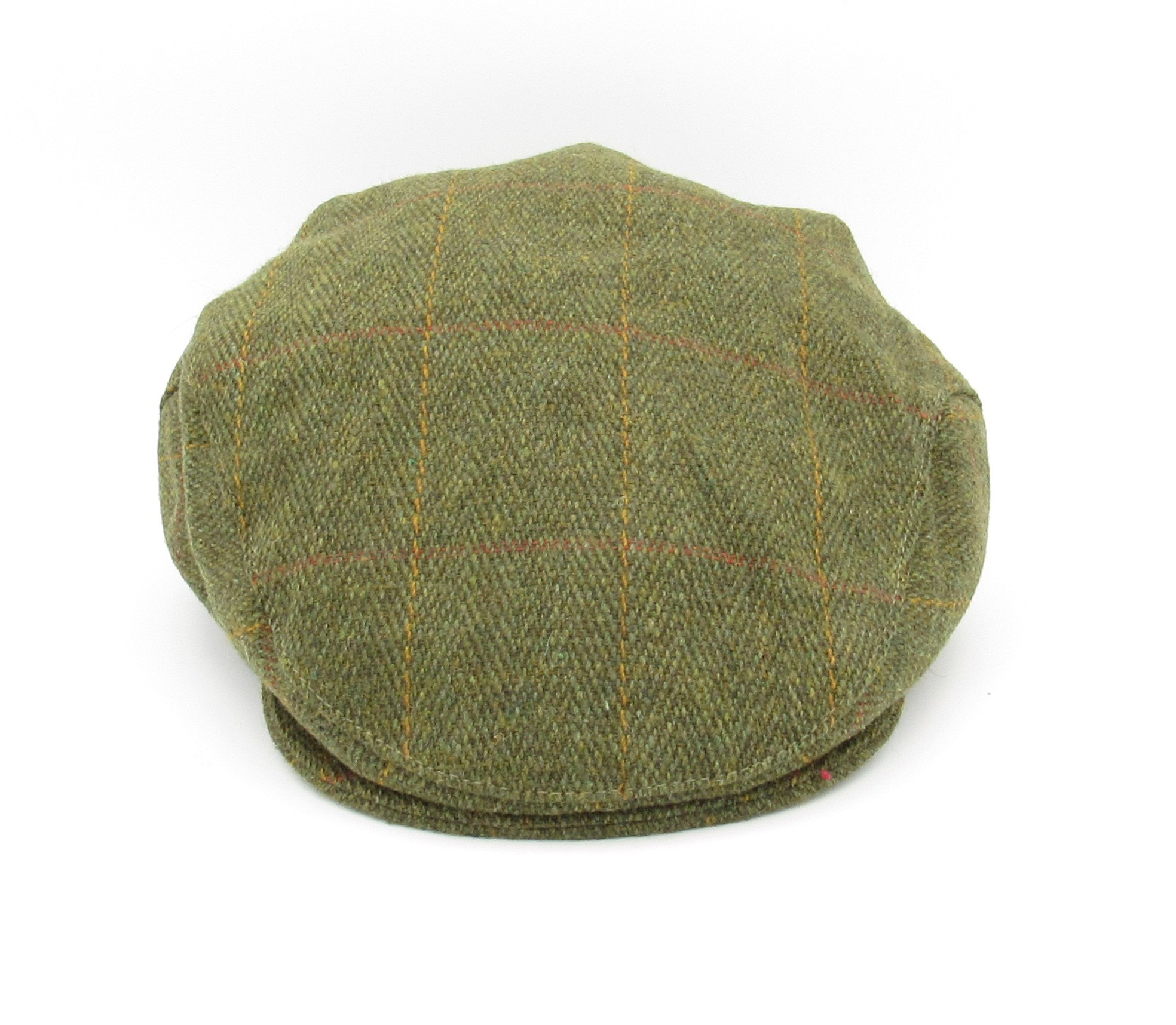 Casquette Tweed Pin