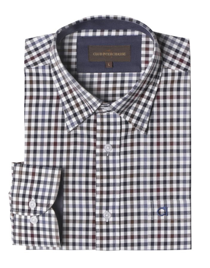 Chemise Nathan Club-Interchasse