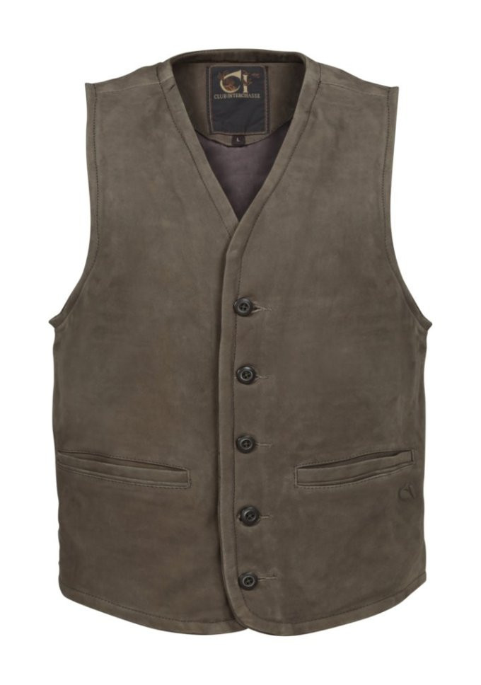 Gilet Brice Club-Interchasse