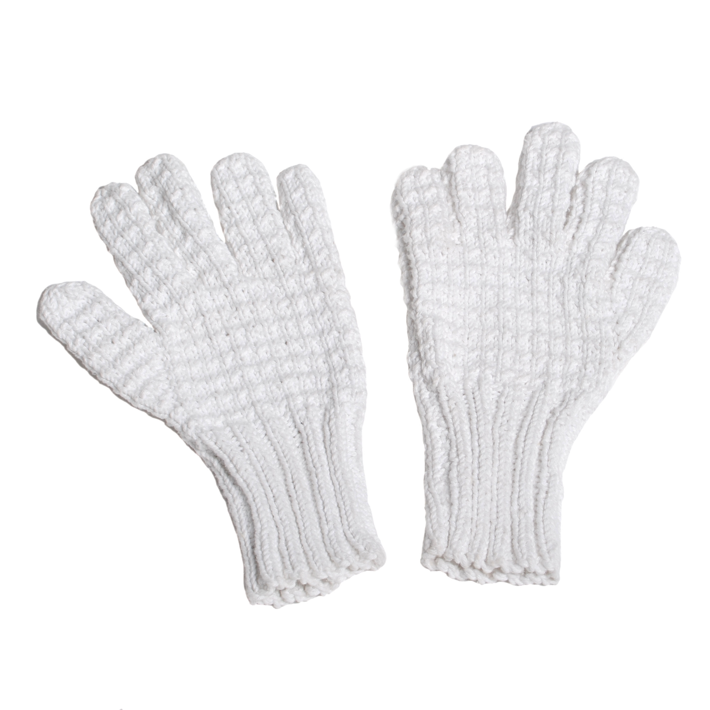 Gants au crochet - Fait main