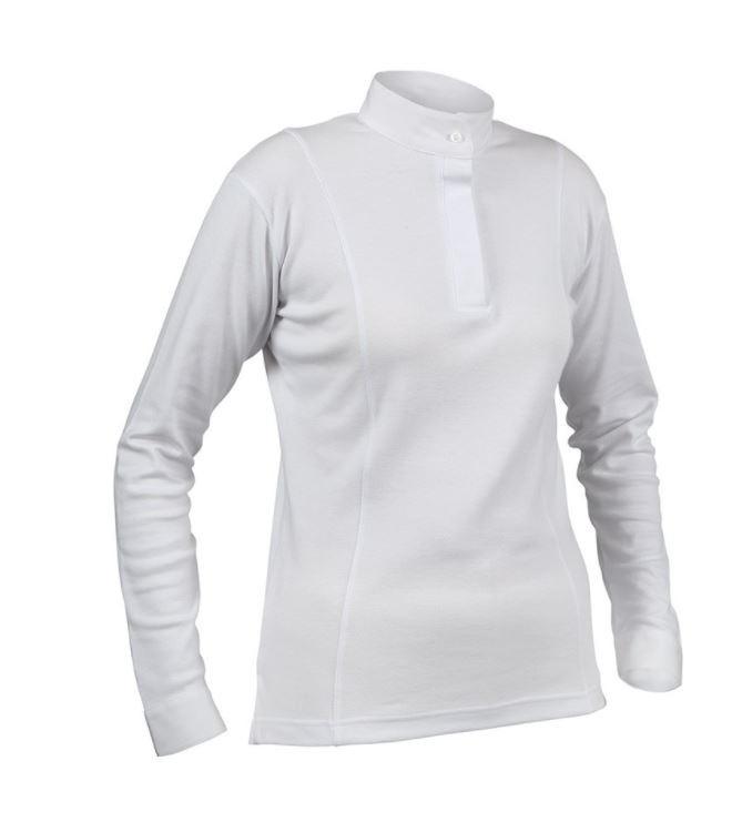 chemise de vénerie 3 boutons femme