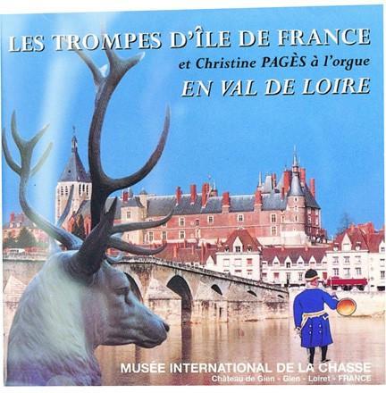 CD Trompe d'Ile de France en Val de Loire - trompe et orgue