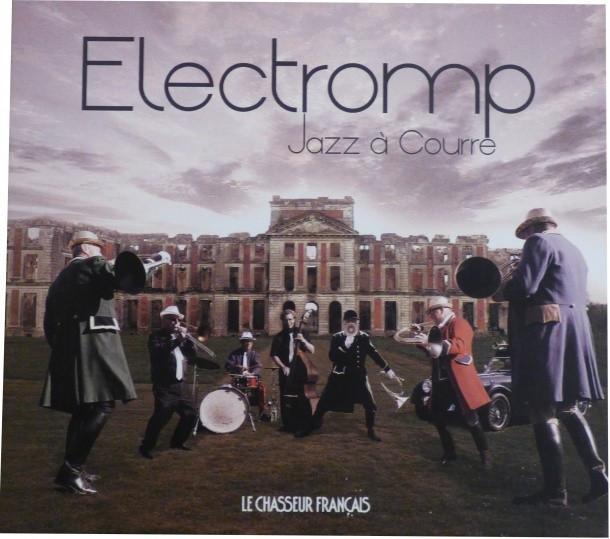 CD Electromp - Trompes, jazz