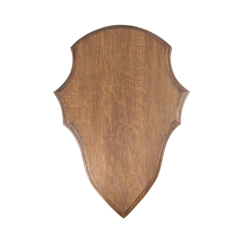 Ecusson cerf forme longue 43/27 cm