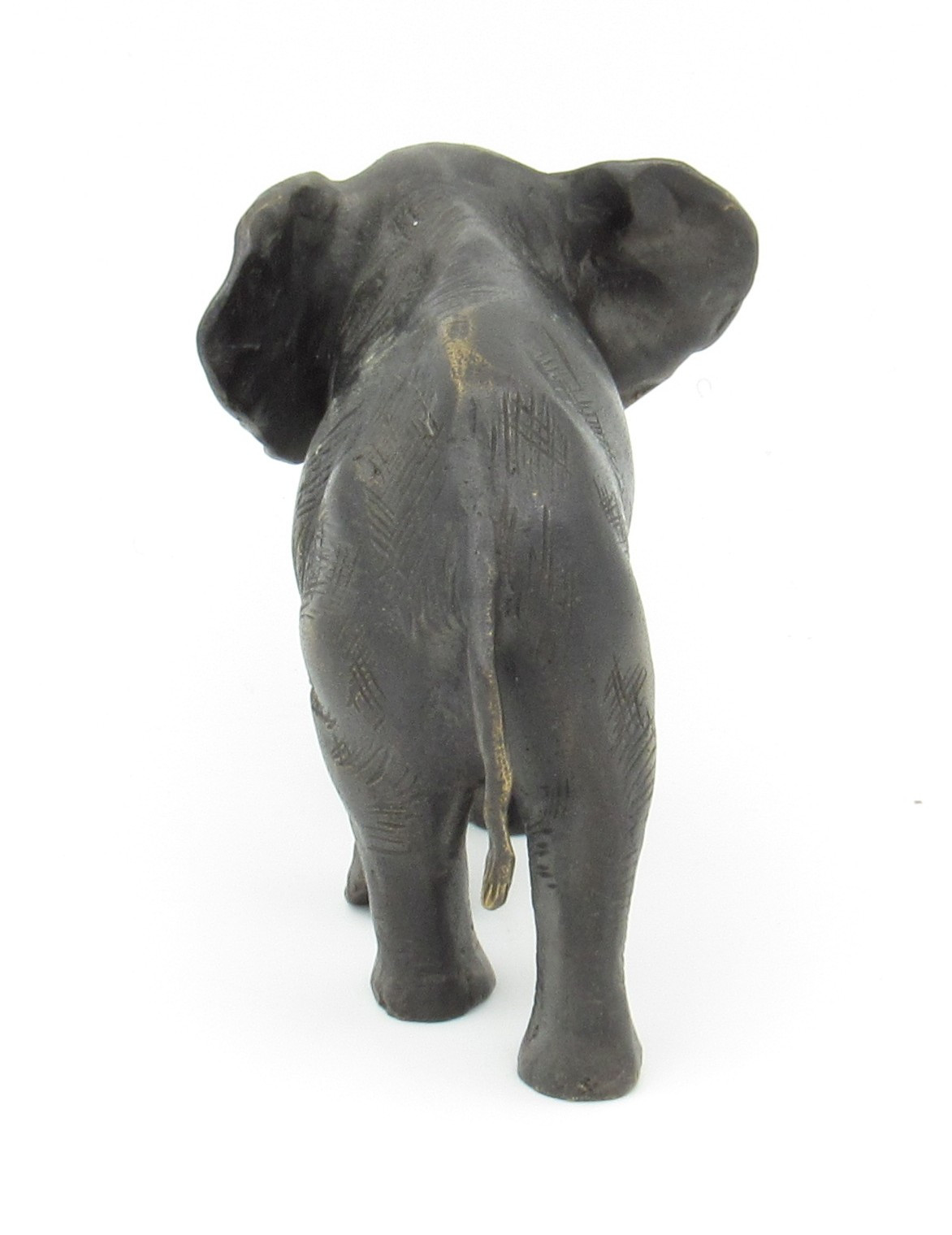 Bronze éléphant
