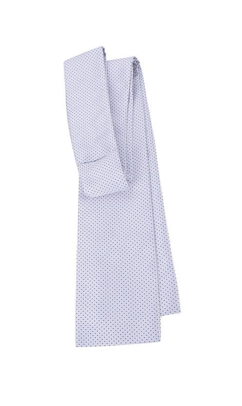 Cravate de vénerie à pois