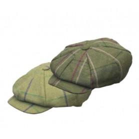 Chapeau en Tweed, Chapeau de Chasse