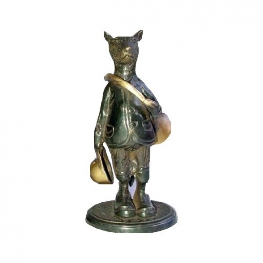 Bronzes animaux trompes