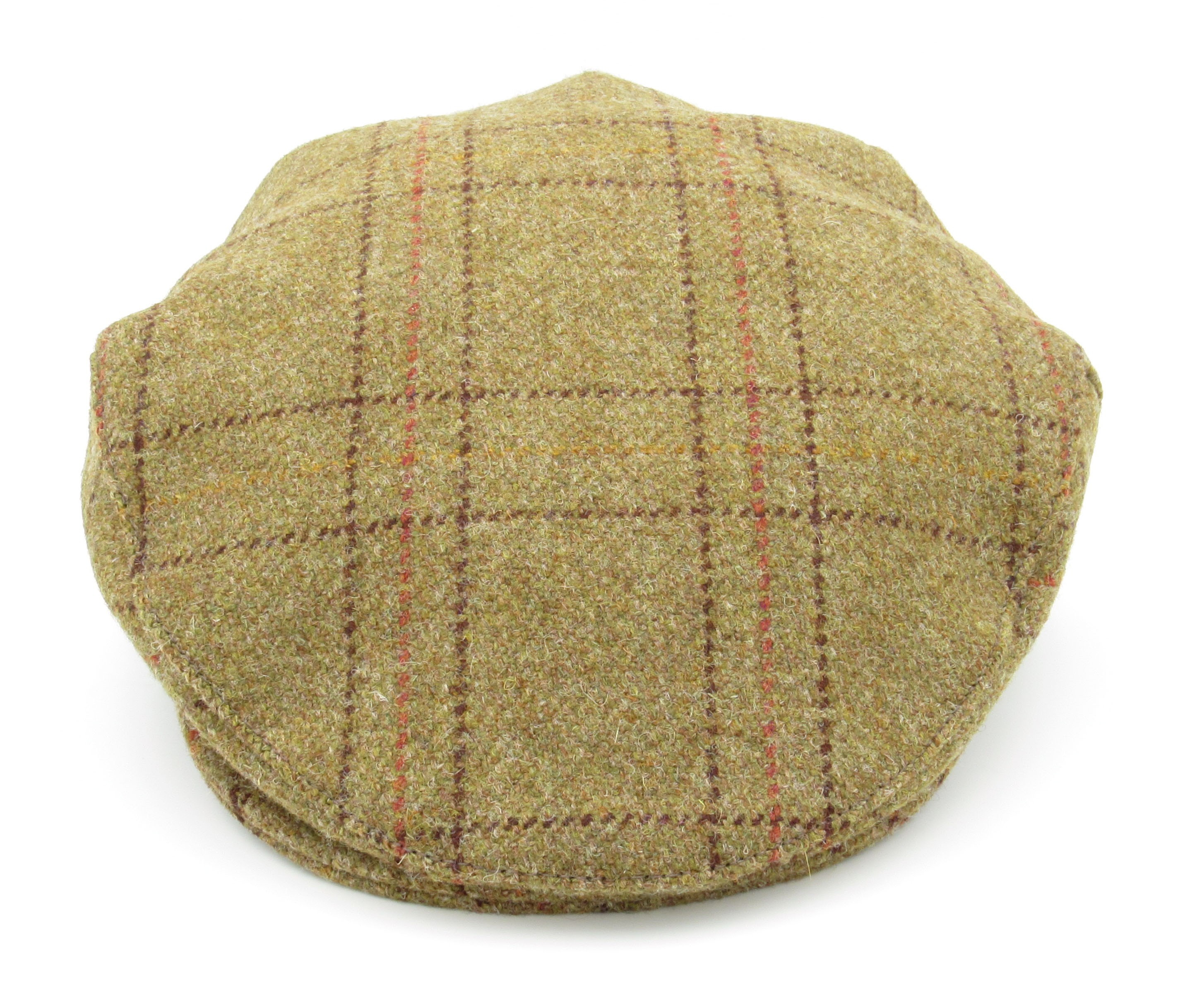 Casquette Tweed Ficelle