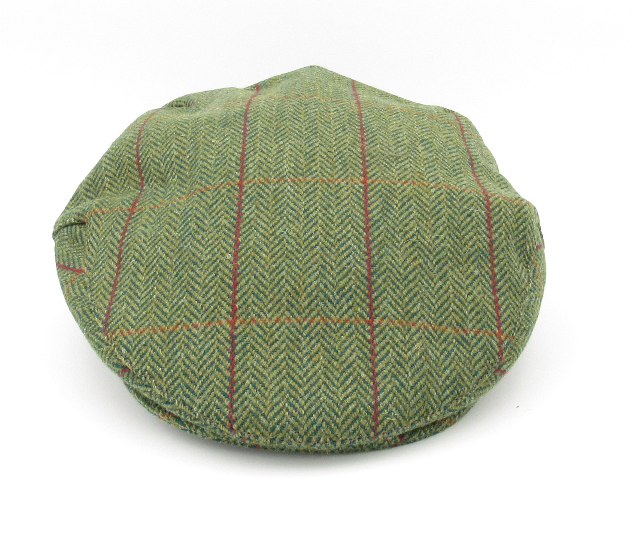 Casquette Tweed Forêt