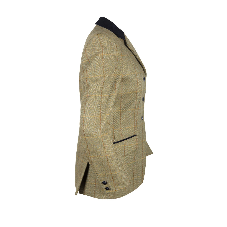 Veste d'équitation femme en tweed Ascot