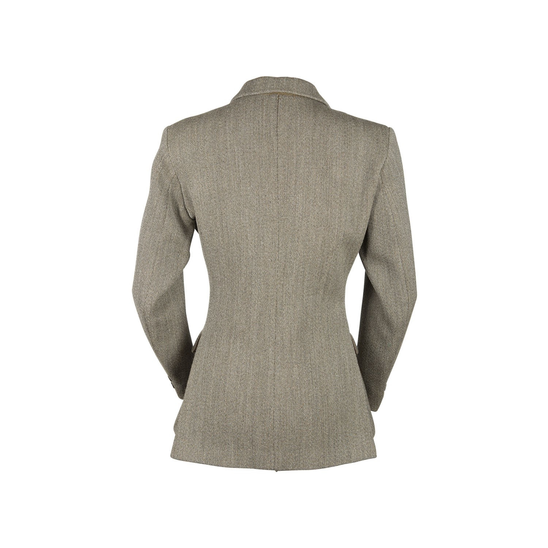 Veste d'équitation femme en tweed Keepers