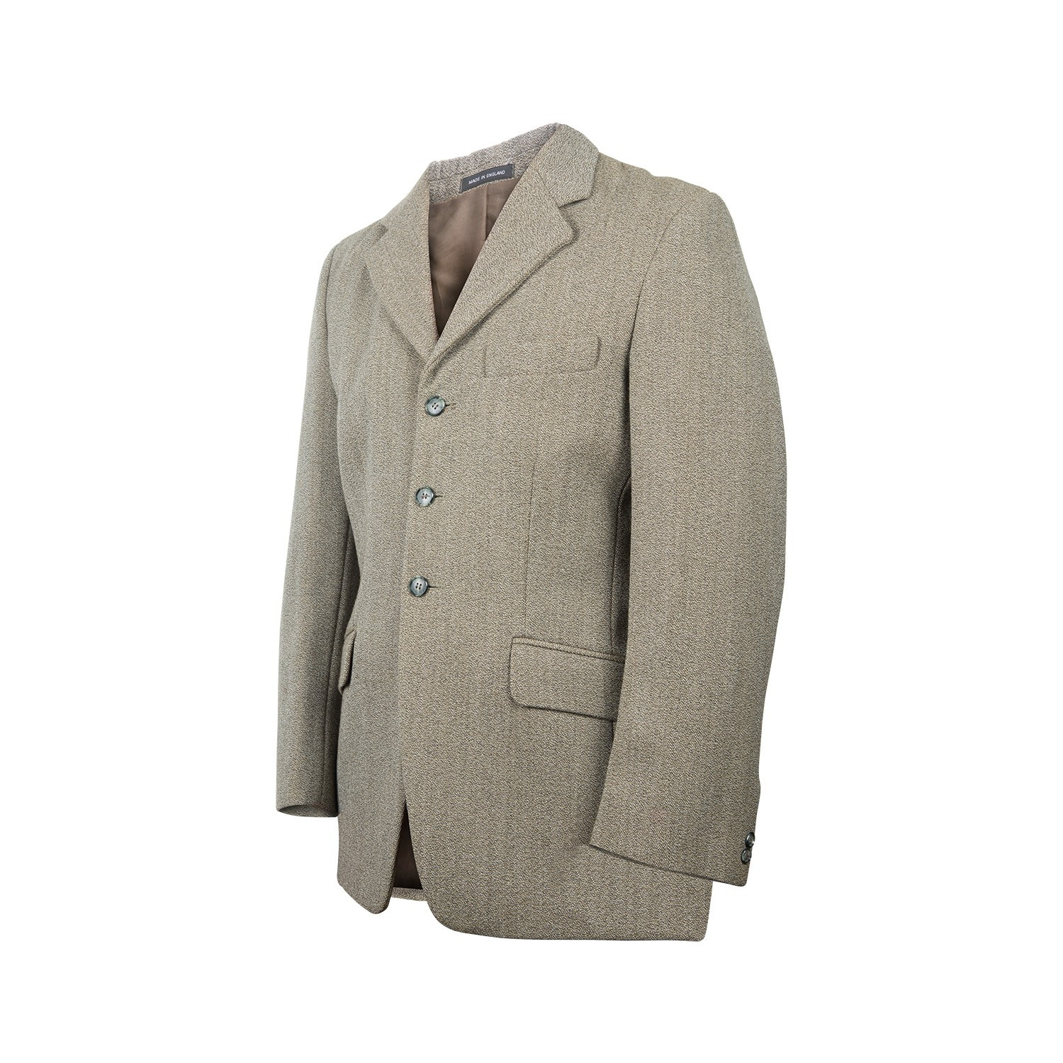 Veste d'équitation en tweed Keepers