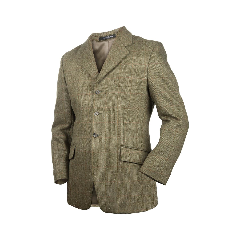 Veste d'équitation en tweed Kent