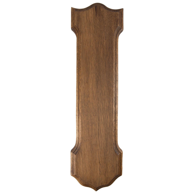 Plaque pour pied d'honneur cerf 55 cm